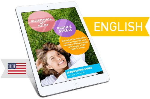 Seven Minerals Magnesium E-book - English